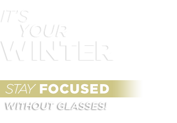 It's your winter. Stay Focused