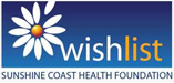 LASERSIGHT is a proud supporter of Wishlist